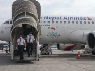 ९ महिनापछि काठमाडौं–नयाँ दिल्ली हवाई सेवा सुरु
