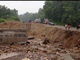 गए रातिको अबिरल बर्षाले वितन्डा मच्चायो : बढी लुम्बिनी प्रदेश प्रभावित